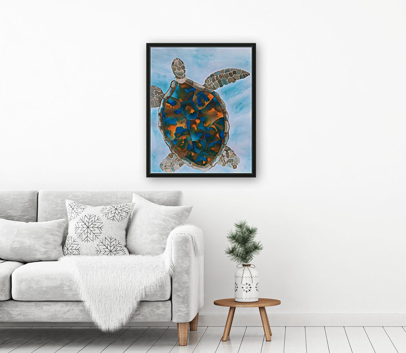 Turtle Island Breaths Again  Art