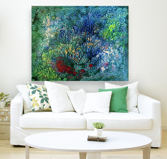 The Reef  Art