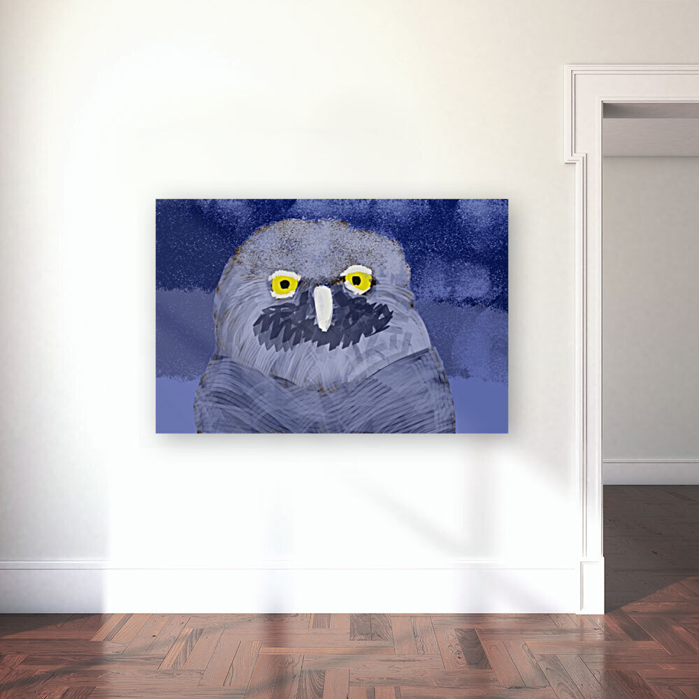 snow owl  Art
