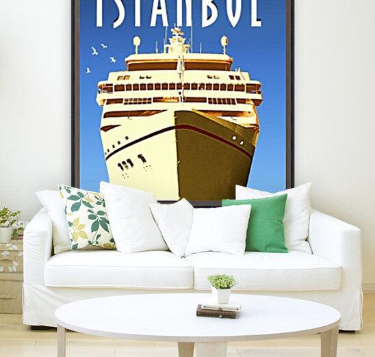 Cruise Istanbul  Art