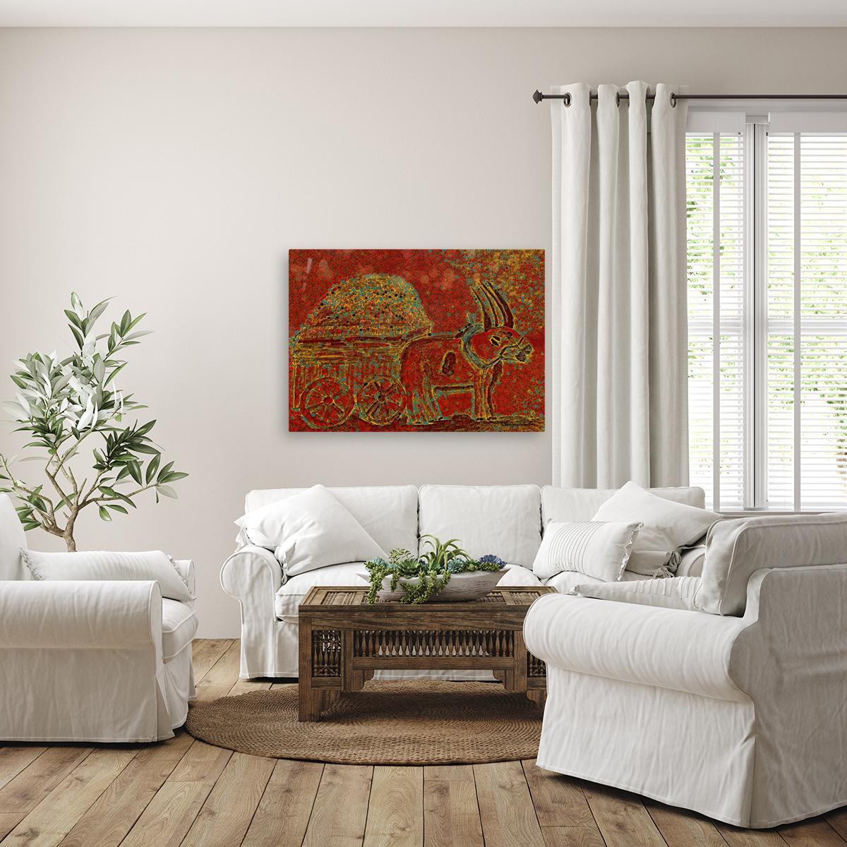 Oxen  Art