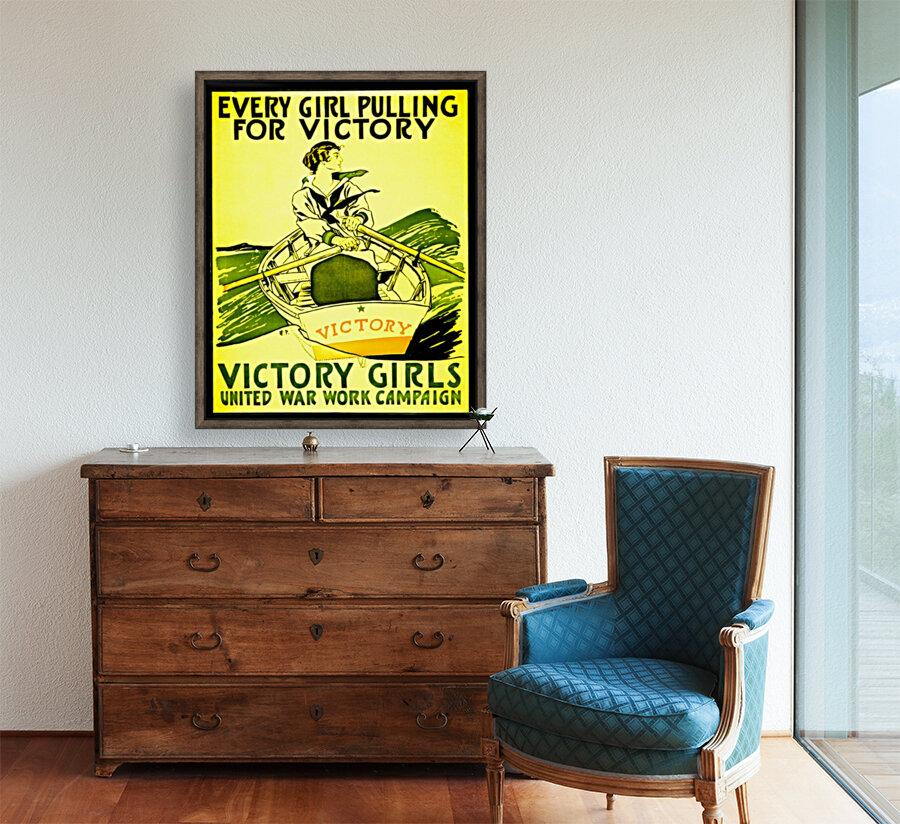 Victory Girls  Art