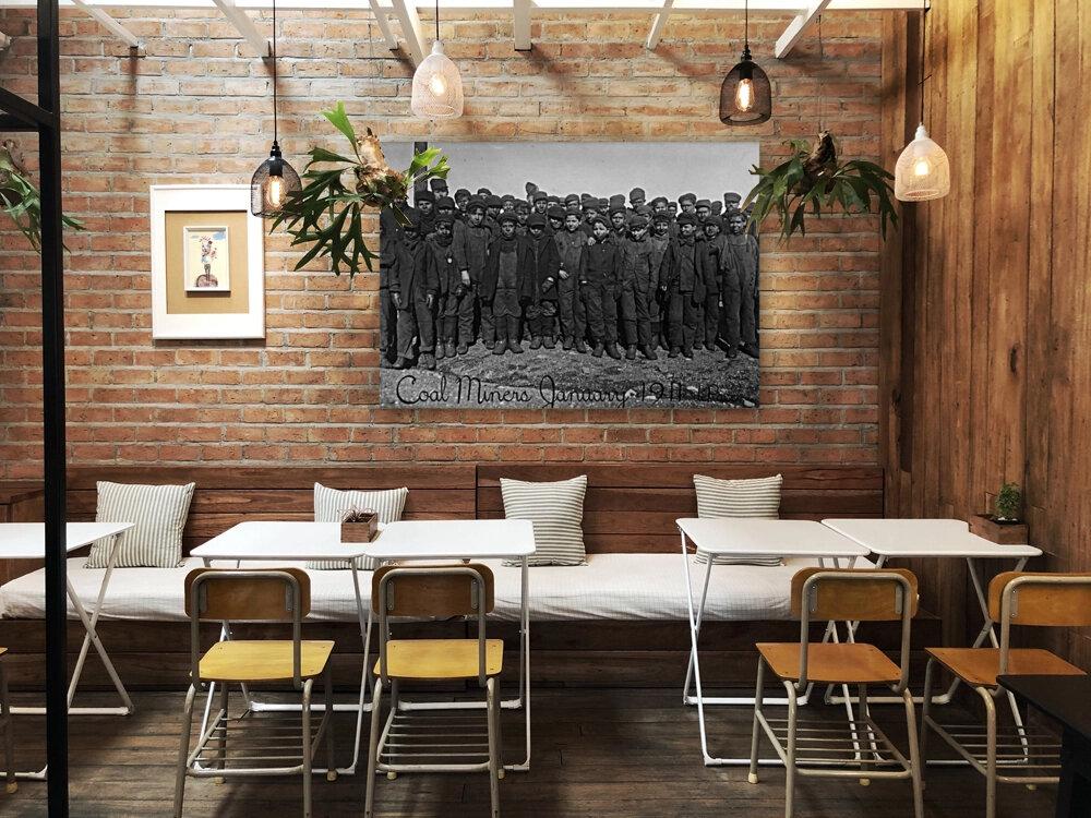 Coal Miners January 1911  Art