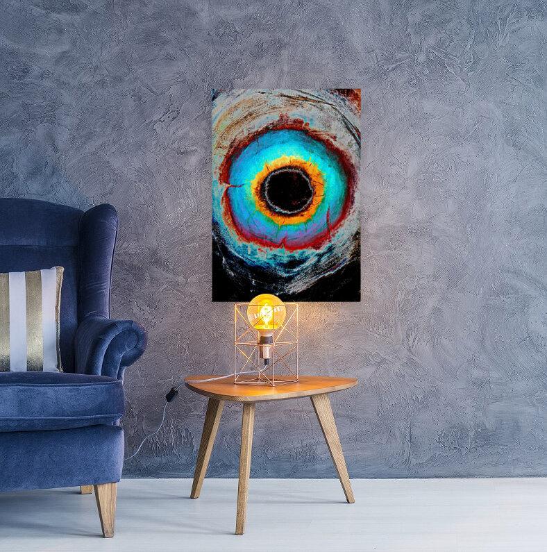 Glimpse of Black Hole No.1  Art