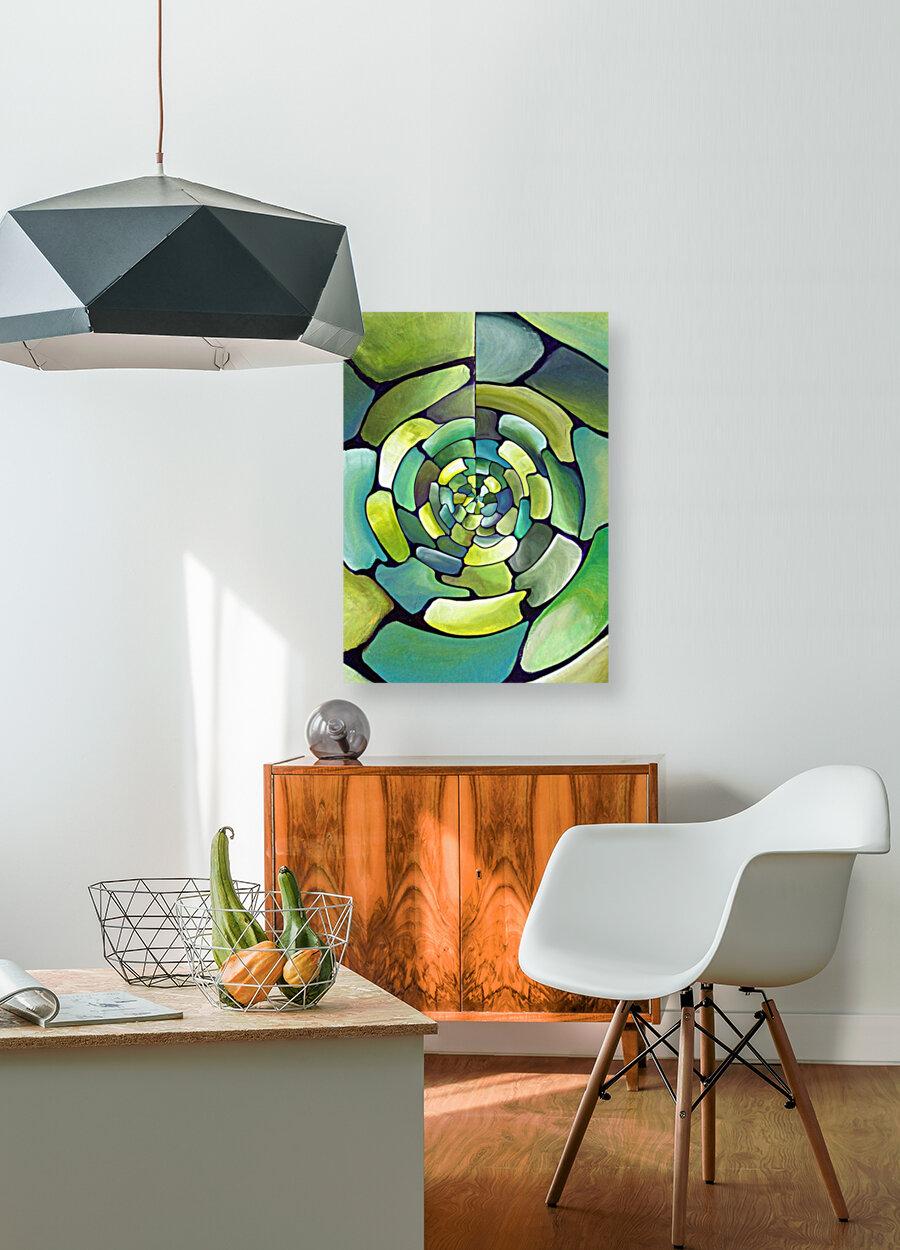 Artdeco Centered Pattern   Art