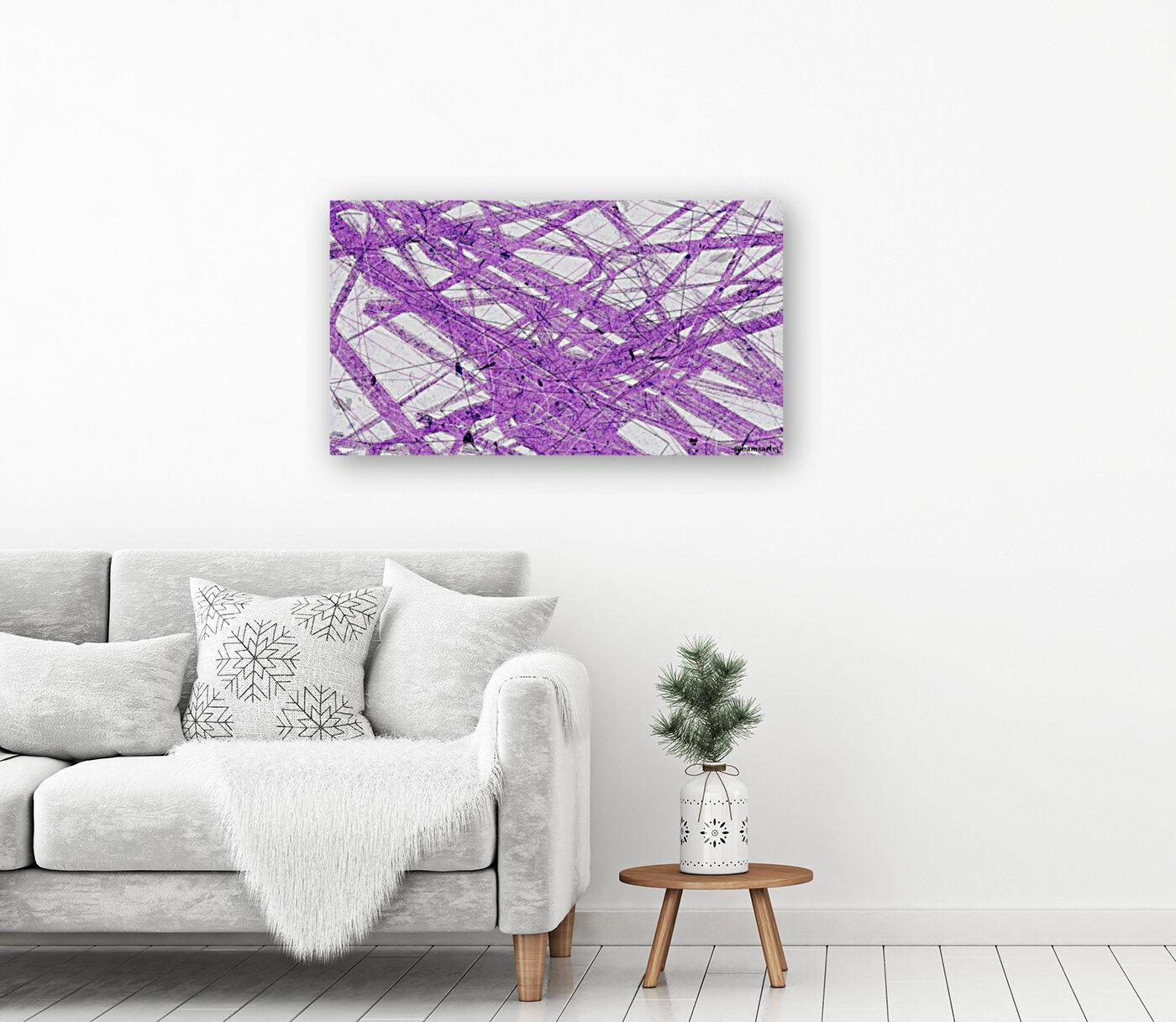 Purple Rain  Art