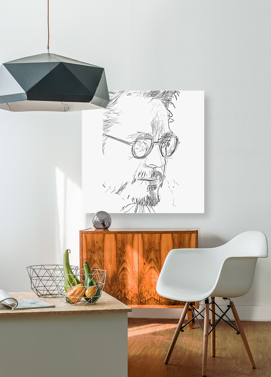 Robert Downy Jr. - Celebrity Pencil Art  Art