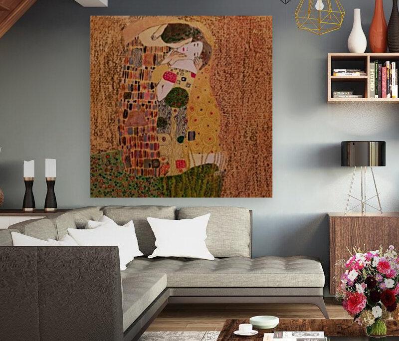 Kiss by Klimt  Art