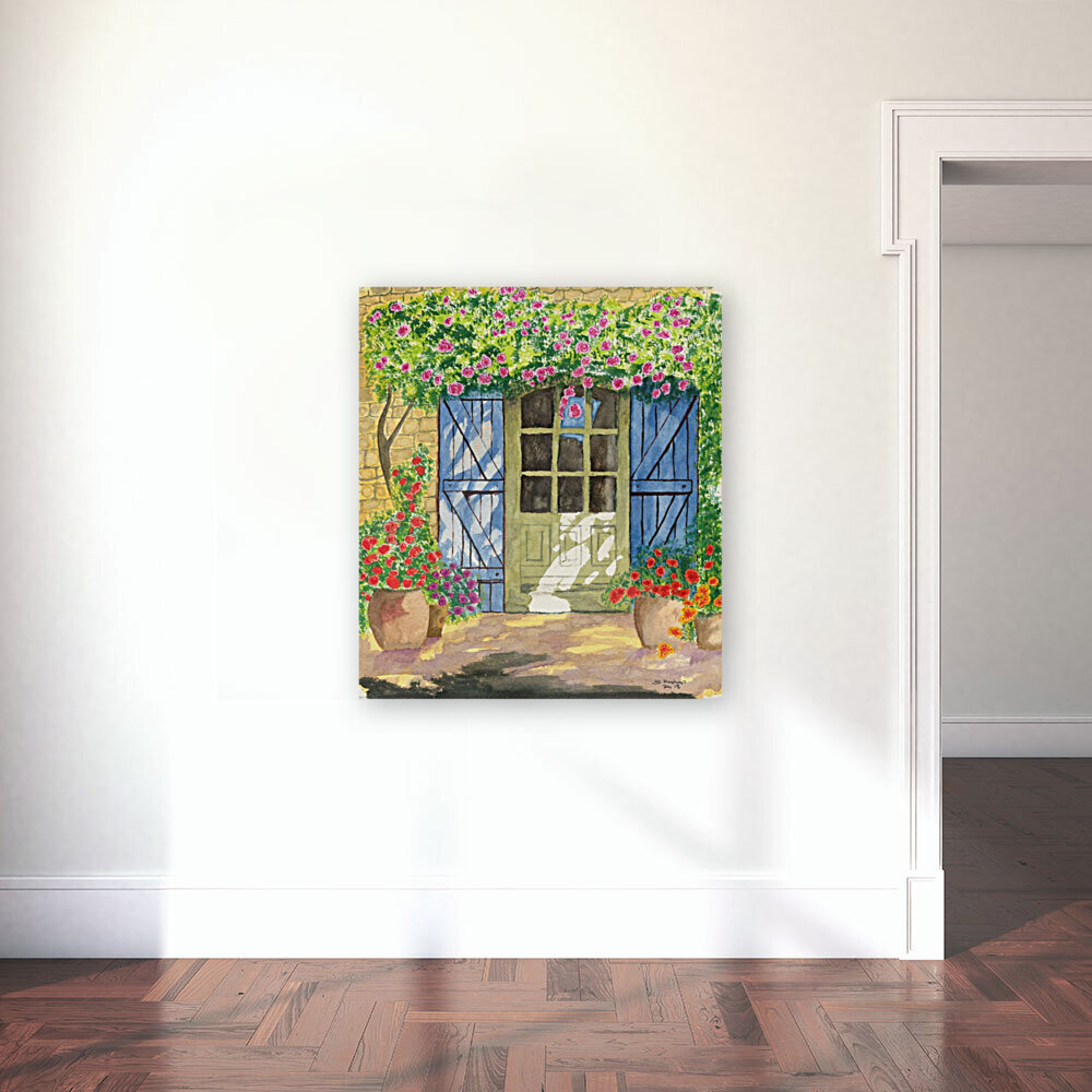 Rose cottage  Art
