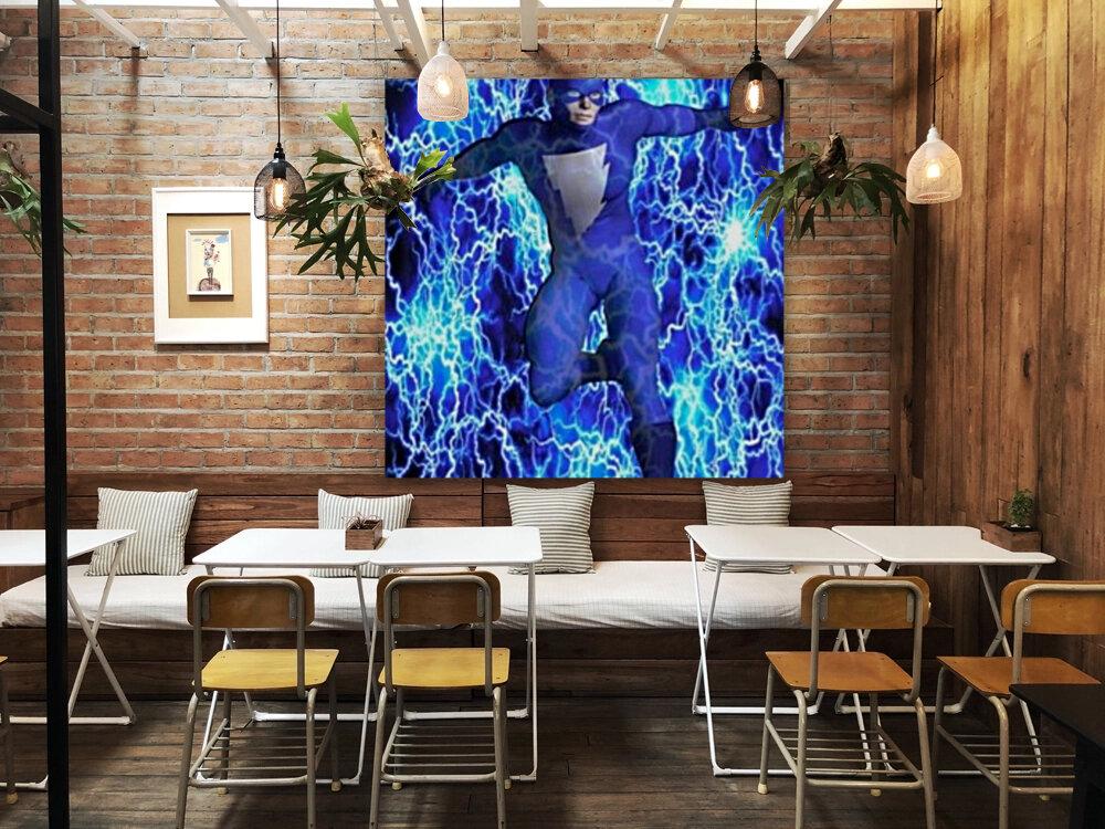 Lightning Bolt  Art