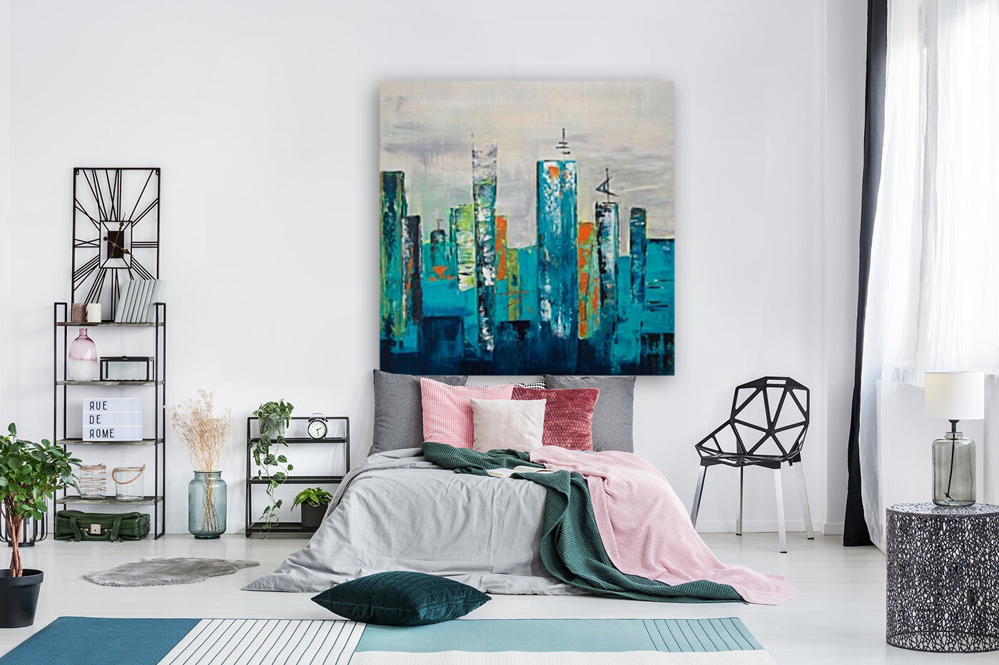 Uptown II  Art
