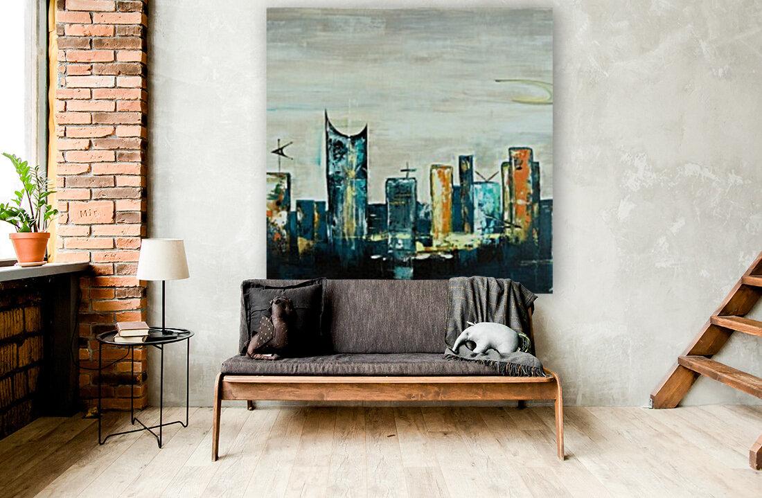 Uptown V  Art