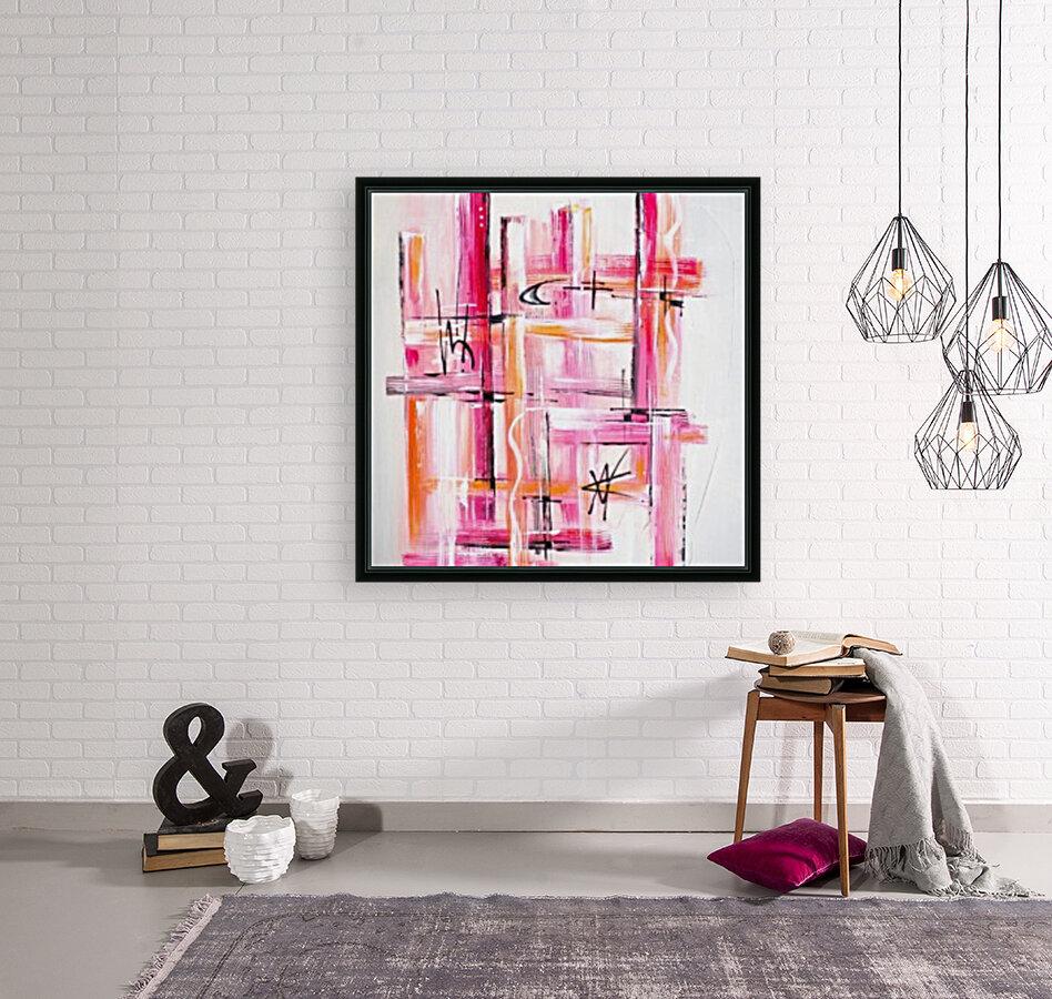 Pink Lady  Art