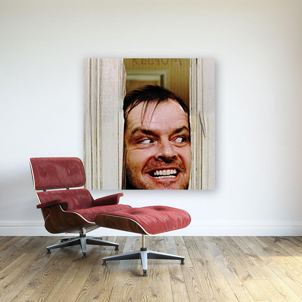 Heres Johnny  Art