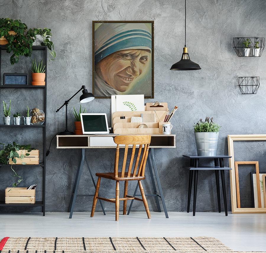 Mother Teresa (c)  Art