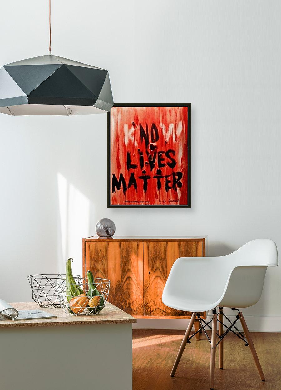 KnoW  lives matter  Art