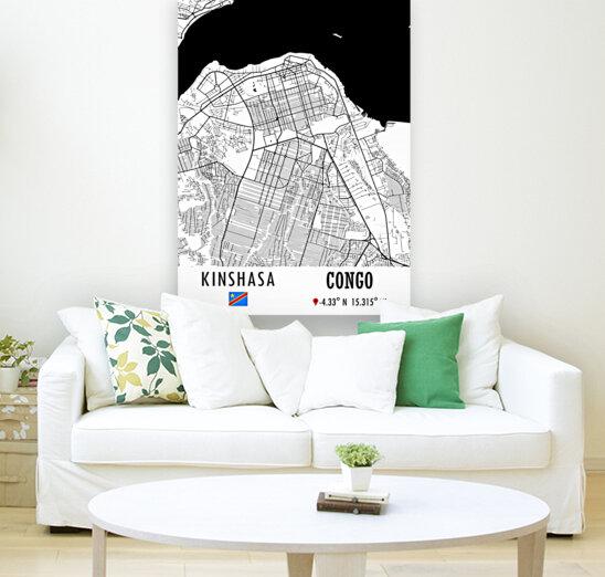 Kinshasa CONGO  Art
