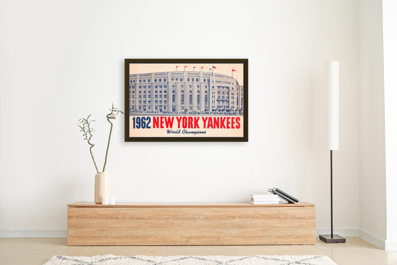 1962 new york yankees world champions  Art
