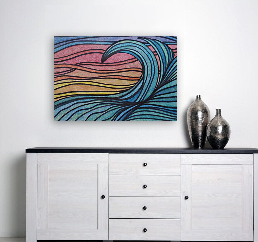 Twilight Wave   Art