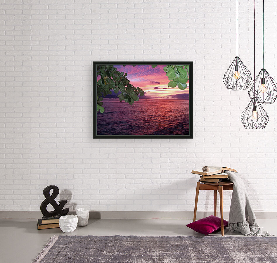 Maui Sunset  Art