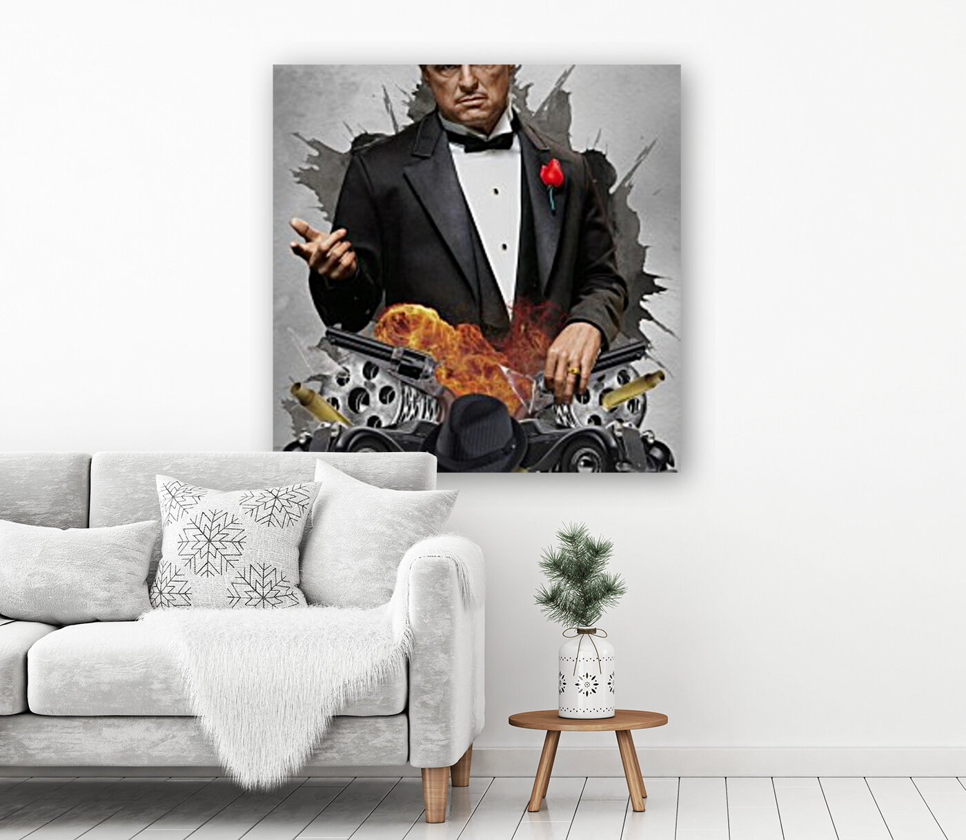 Vito Corleone  Art