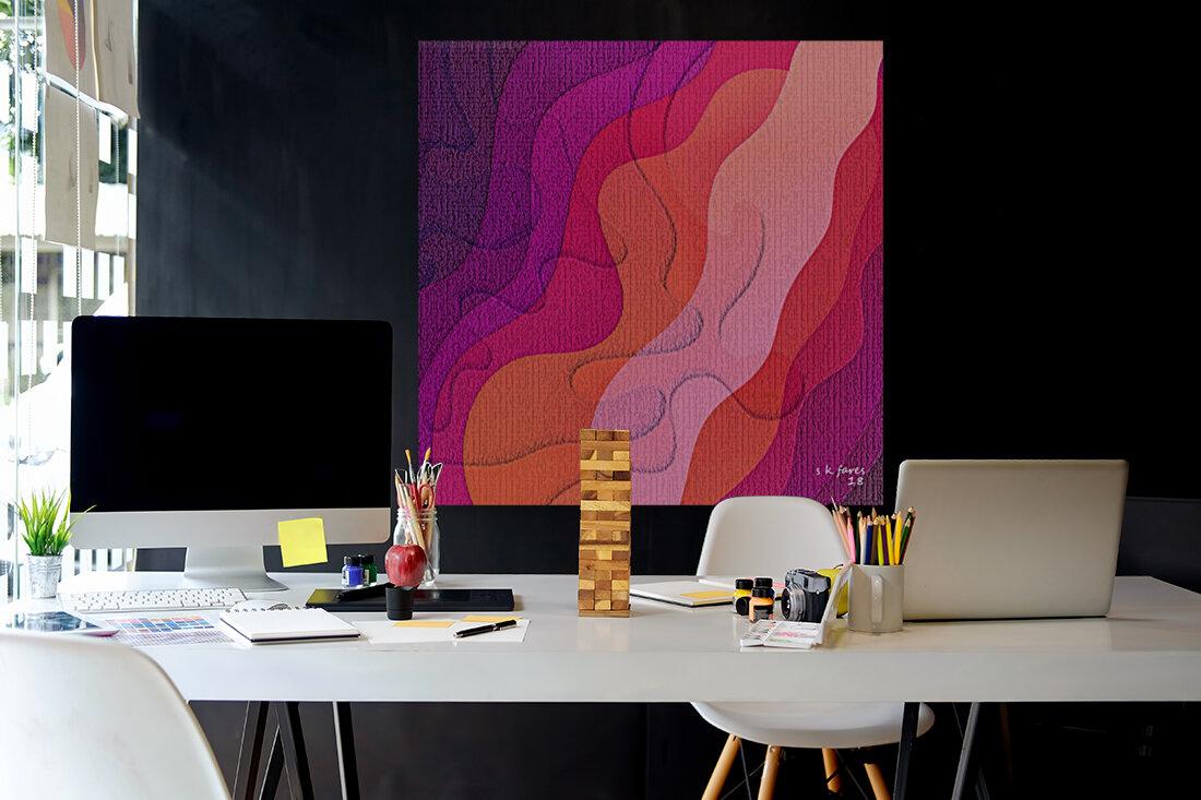ABSTRACT ART 40  Art