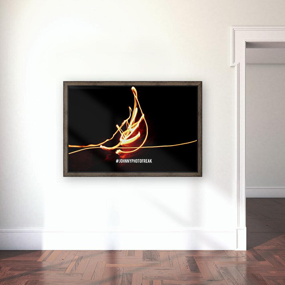 Fire leaf  Art