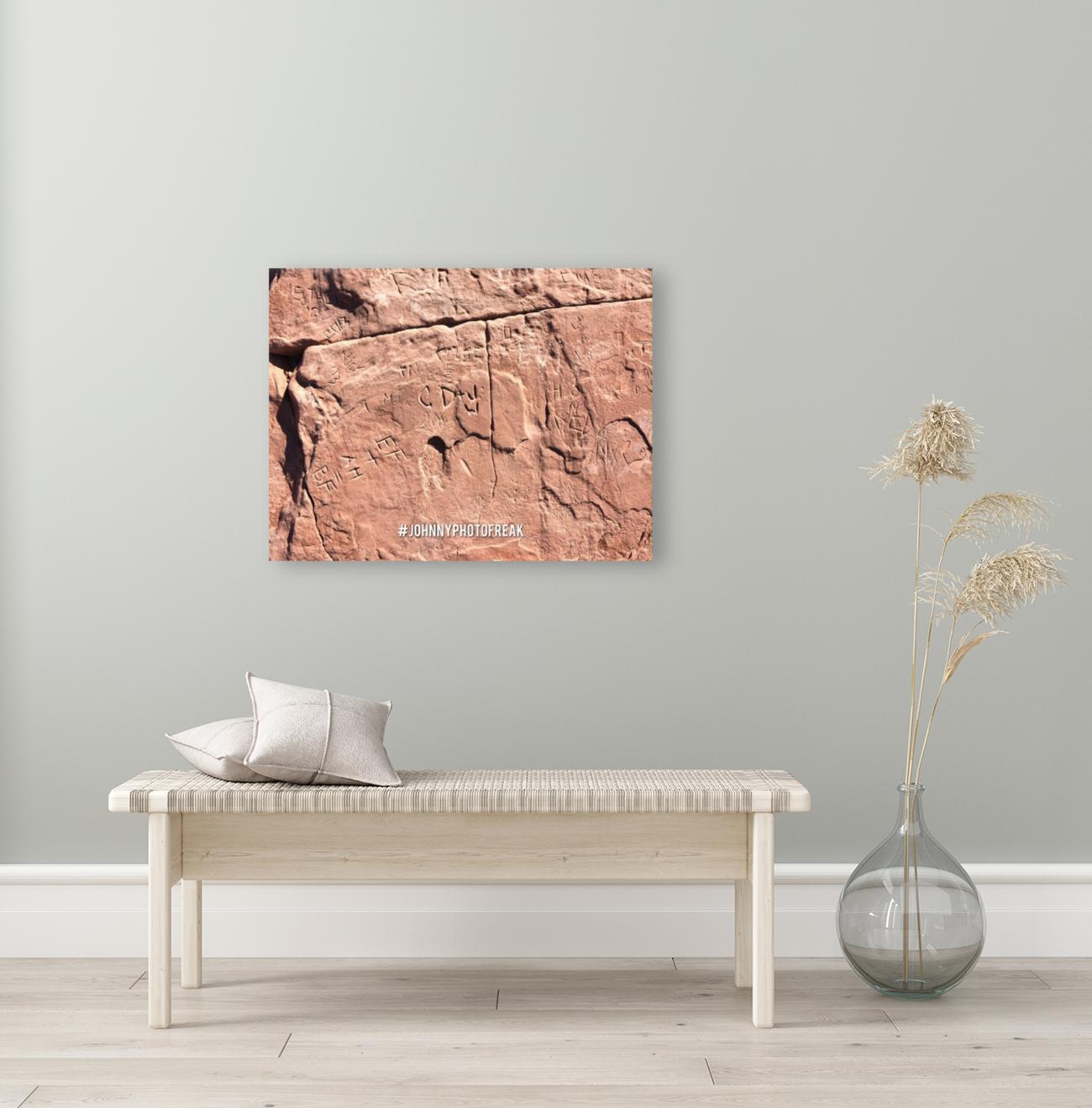 Rock wall   Art