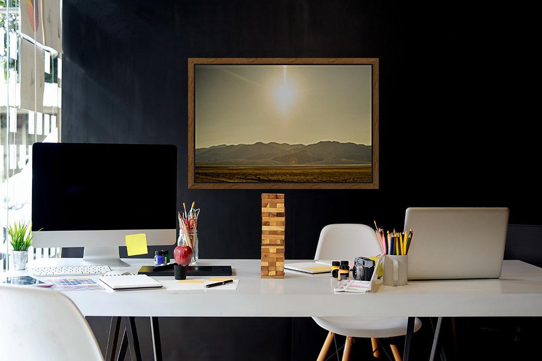 Desert Sun   Art
