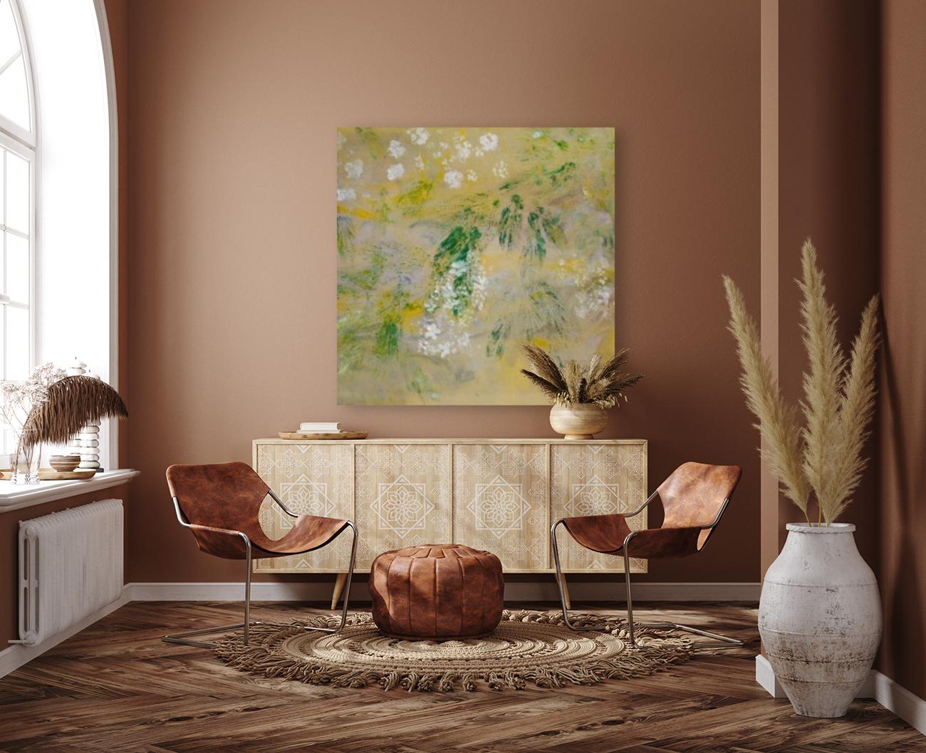 Impressions of Hydrangea II  Art