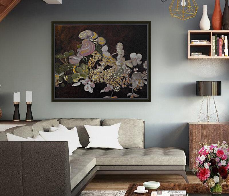 The Table Bouquet  Art