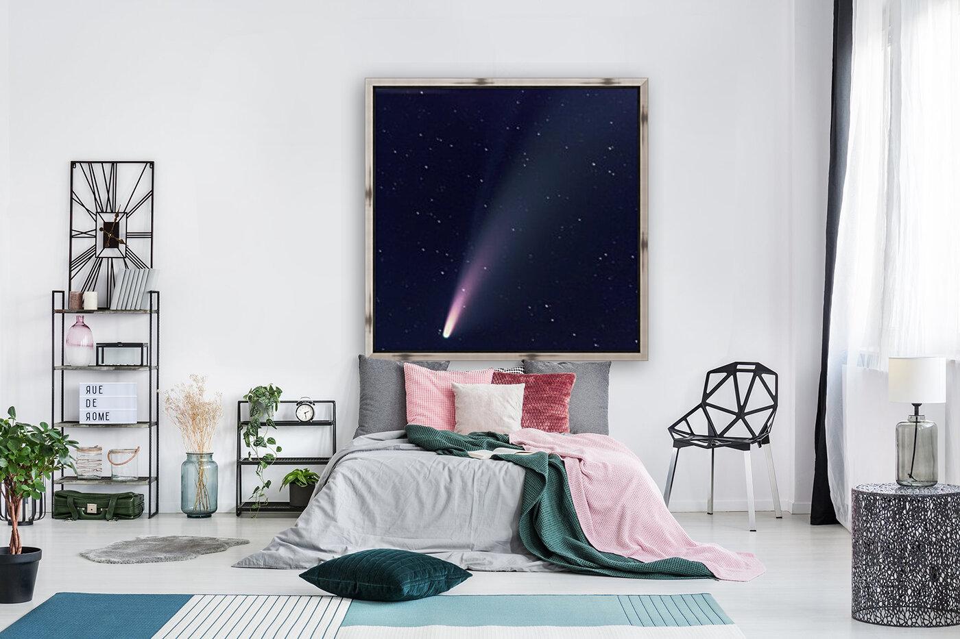 Neowise Comet 2020  Art