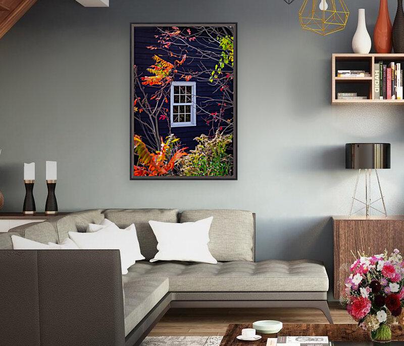 Autumn Window  Art
