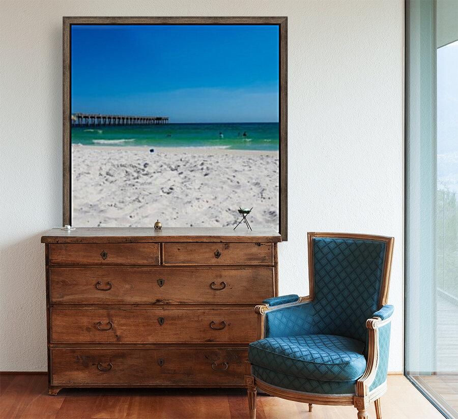 The Emerald Coast  Art