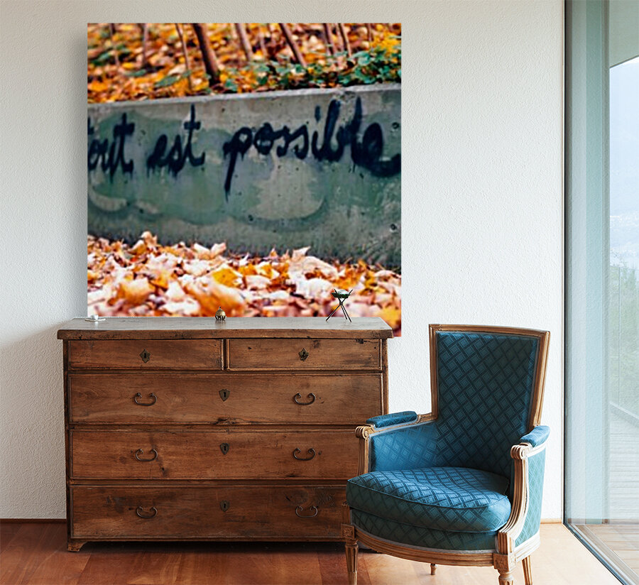 tout est possible with Floating Frame