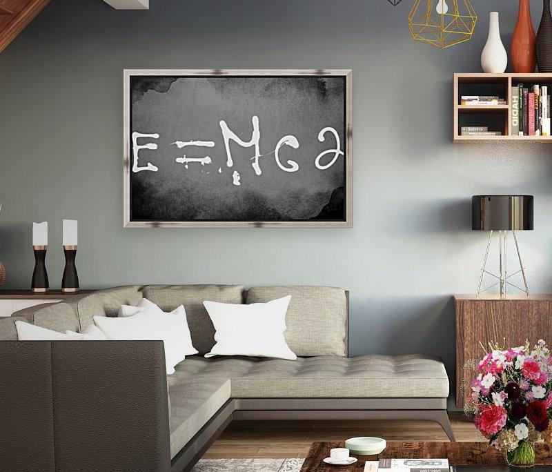 E=mc2  Art