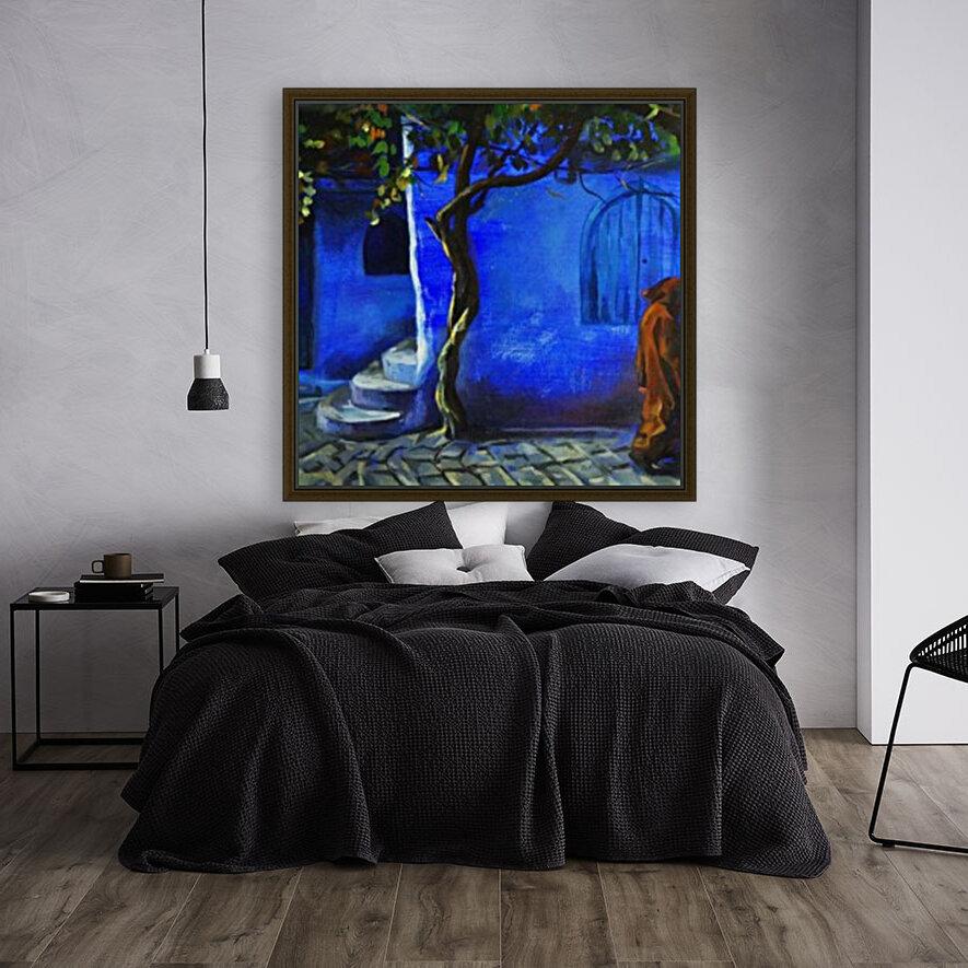 Blue city  Art