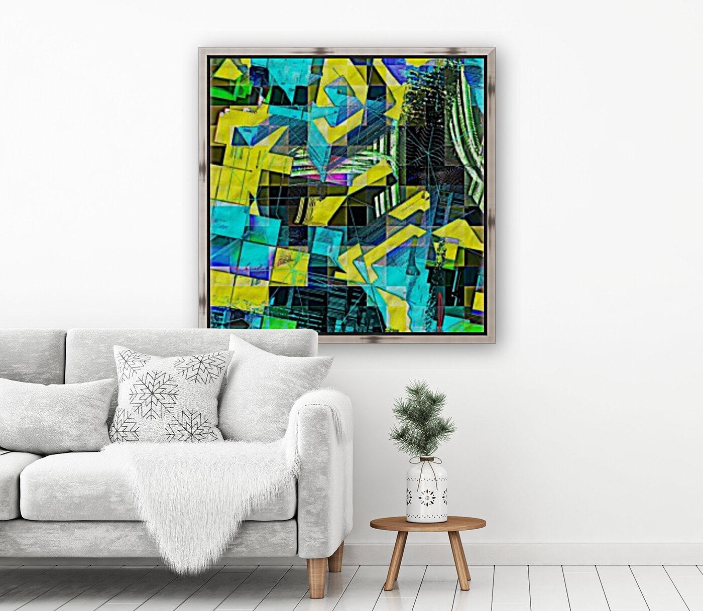 Hyperkaleidoscopically  Art