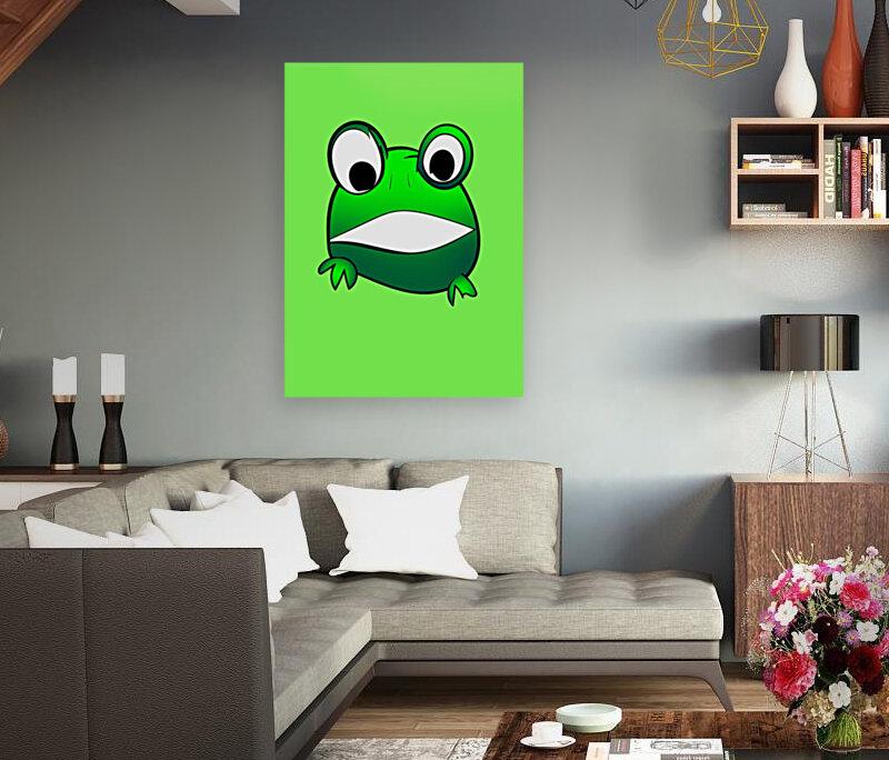 cute little frog  Art