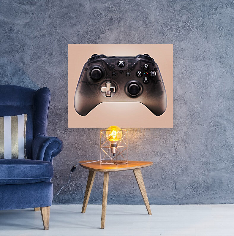 Gaming Controller v3  Art