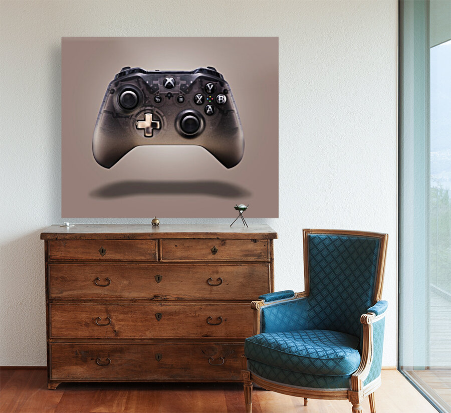 Gaming Controller v2 [extra large]  Art