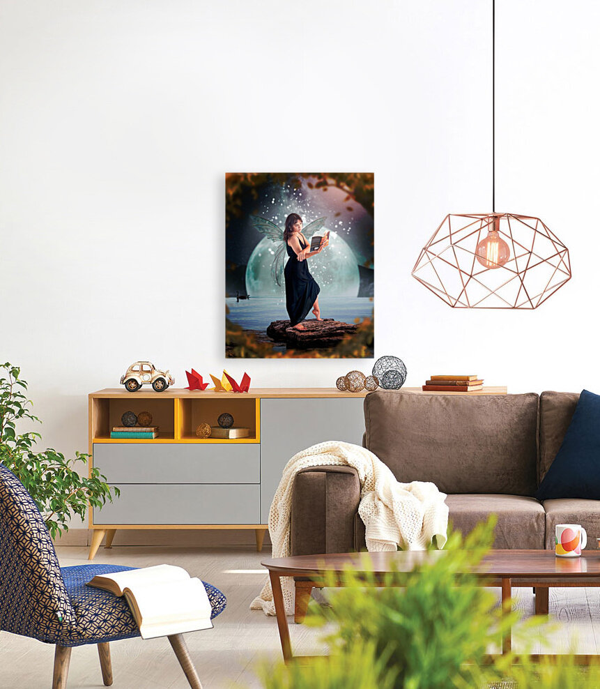 Fairy portrait  Art
