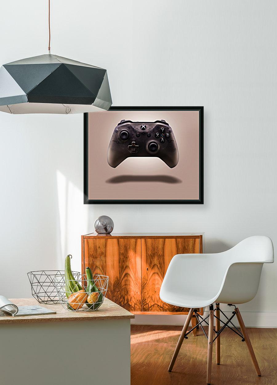 Gaming Controller v1  Art