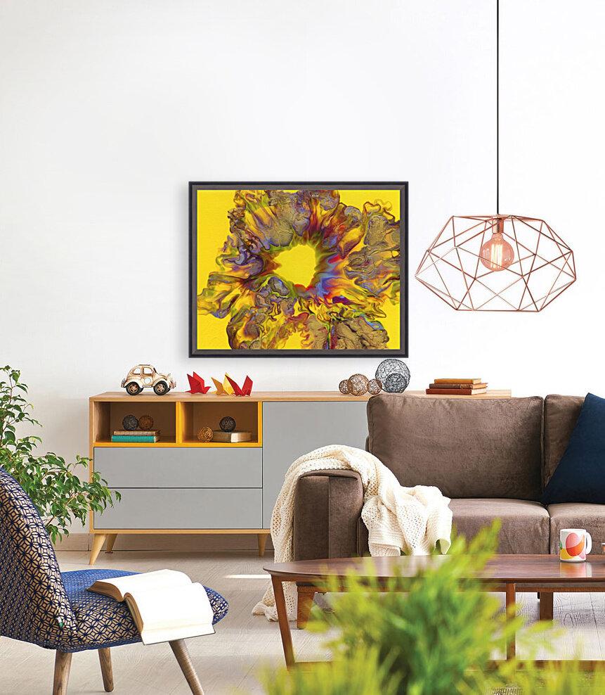 Fire Bloom   Art