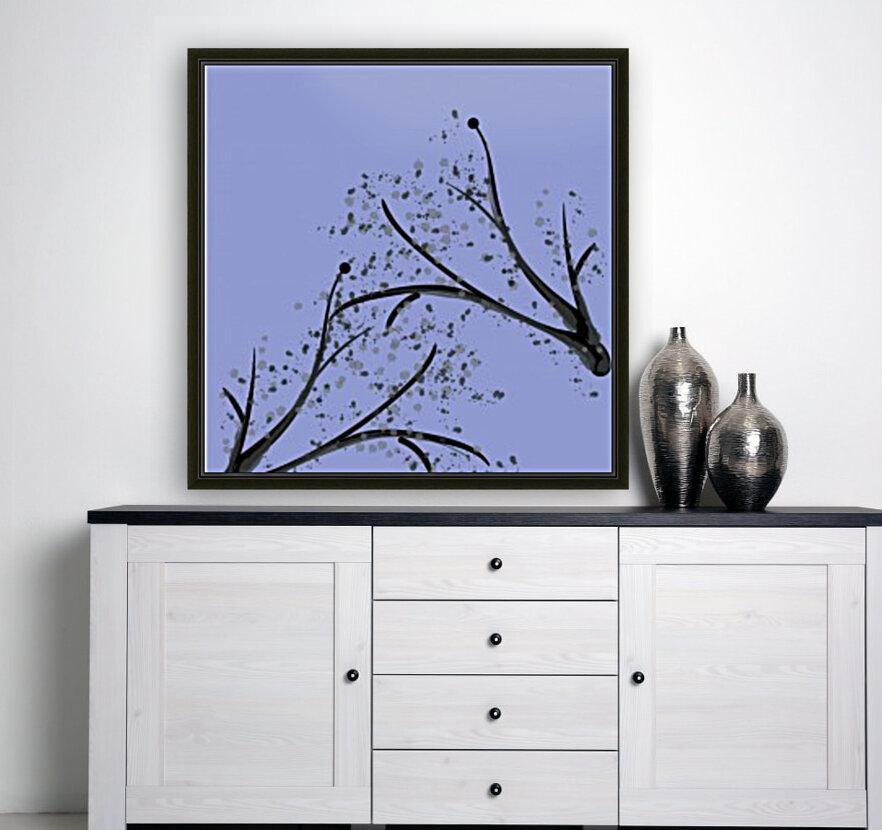 watercolor tree  Art