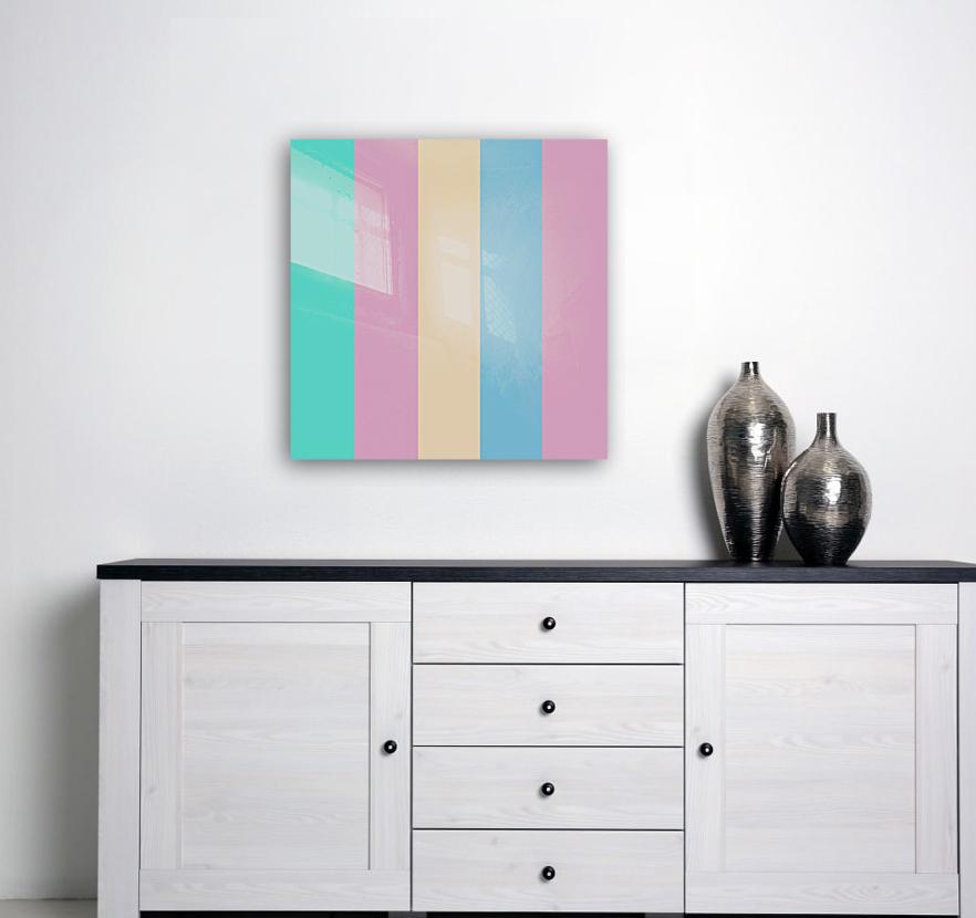 Pastel Palette  Art