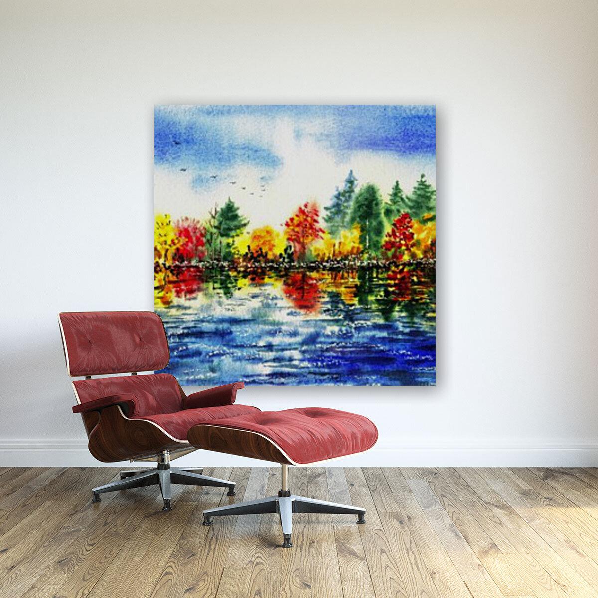 Fall Reflections  Art