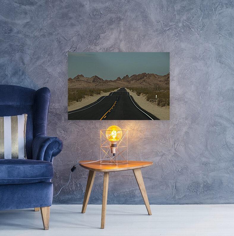 Desert Wave  Art