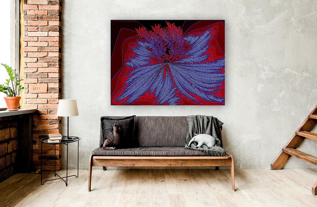 Desert Sand Wildflower 2  Art