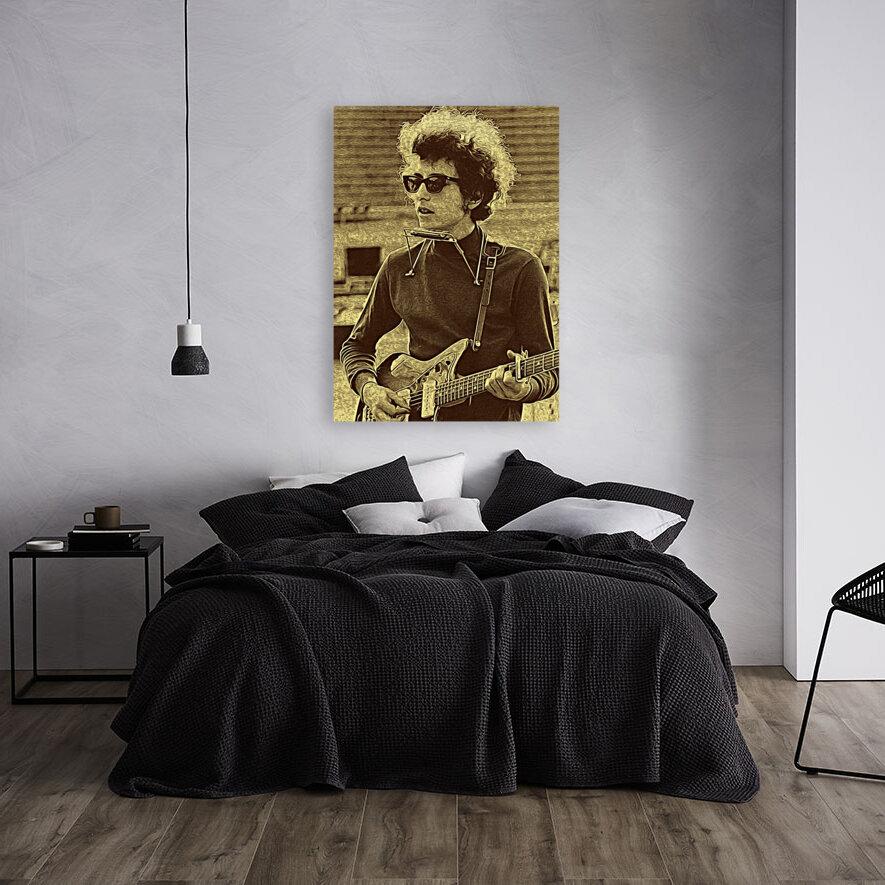 Bob Dylan  American singer Collection 3   Art